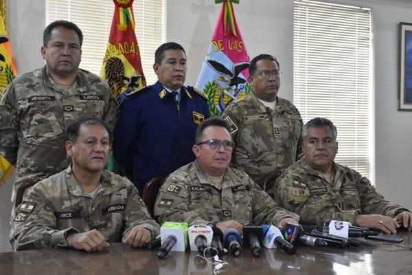 ¡No al golpe del imperialismo y la derecha en Bolivia! Organizar comités de acción y la huelga general para derrotar a la reacción