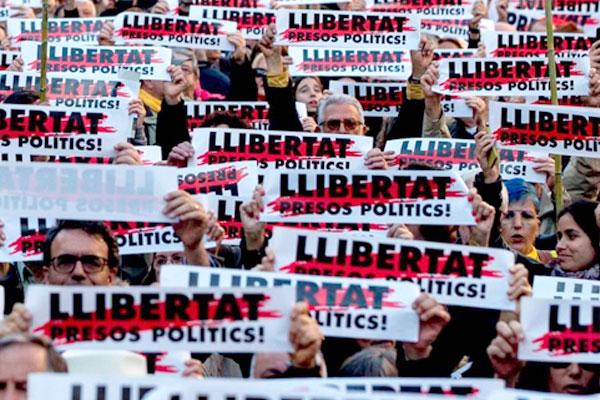 Los tribunales contra el pueblo catalán: retiran el tercer grado a los presos políticos