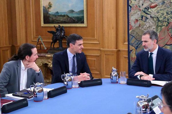 El Gobierno PSOE-UP y la crisis de la monarquía ¿Apuntalar el régimen del 78 o luchar por la república socialista?