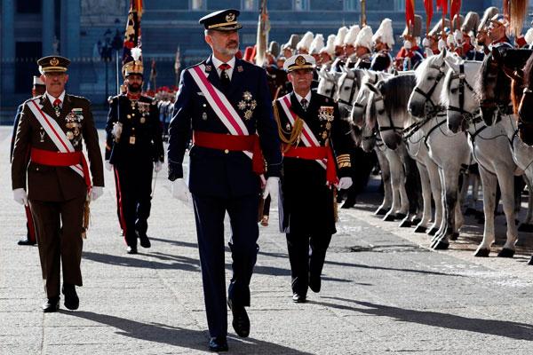 Militares golpistas a la ofensiva.¡Basta de impunidad franquista!