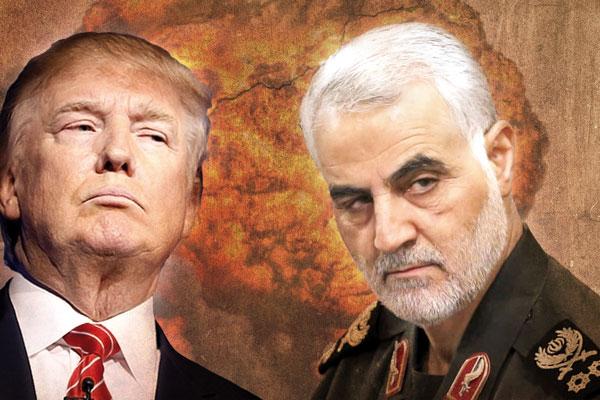 El imperialismo asesina al general iraní Soleimani. Trump incendia Oriente Medio
