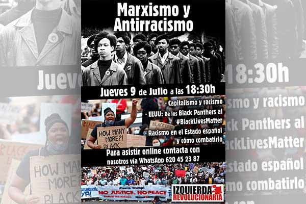 Marxismo y Antirracismo. Debate público