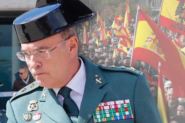La Guardia Civil se une a la ofensiva de Vox y del PP contra el Gobierno