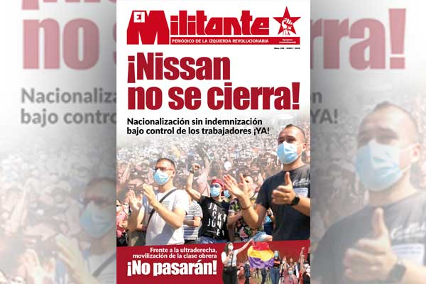 Lanzamos EL MILITANTE de junio en versión digital ¡Máxima difusión a las ideas de la revolución!