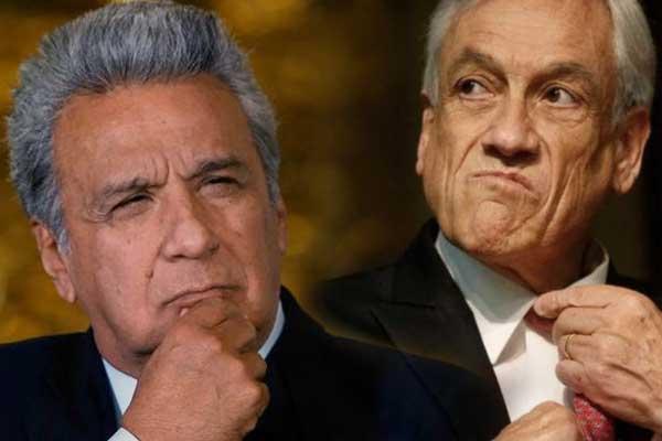 La gestión criminal de la pandemia de Piñera y Lenin Moreno atizan la lucha de clases en Chile y Ecuador