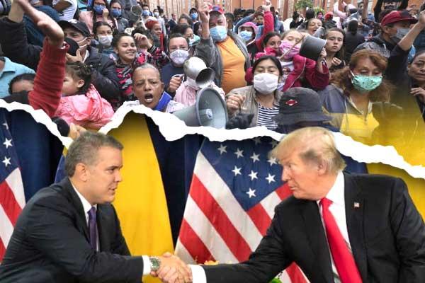 Colombia. ¡Fuera Duque! ¡Que la crisis la paguen los capitalistas!