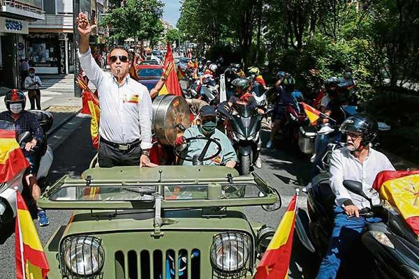 Frente a la ofensiva de la ultraderecha, movilización contundente de los trabajadores y la juventud ¡No pasarán!