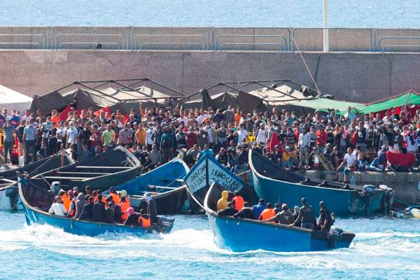 Arguineguín, Gran Canaria: el muelle de la infamia