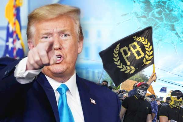 Elecciones en EEUU: Trump alienta el escenario más explosivo