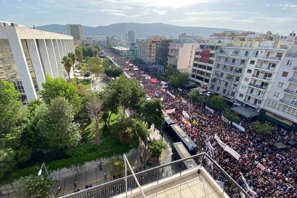 La formación fascista Amanecer Dorado condenada como organización criminal