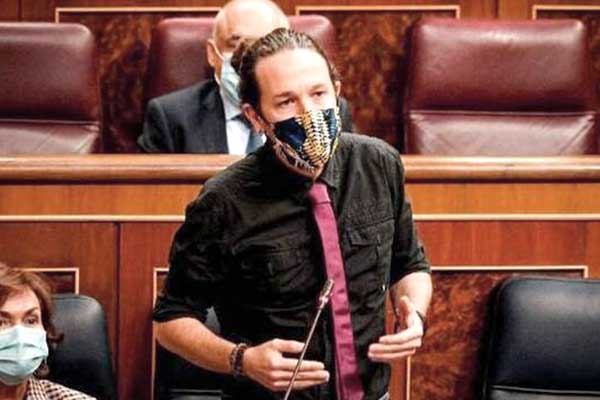 Campaña de acoso y derribo contra Pablo Iglesias ¡No es la cloaca la que ataca, es el Estado!