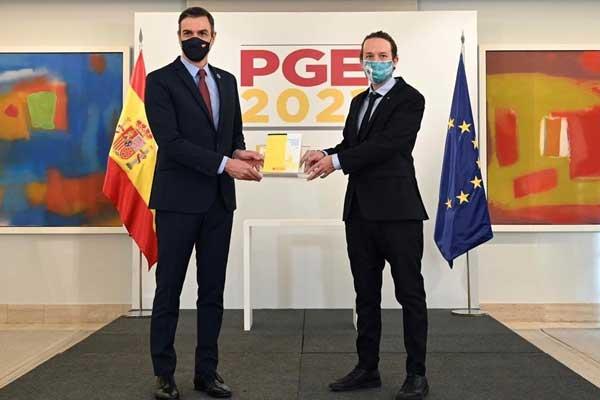 Presupuestos Generales del Estado del Gobierno PSOE-UP.Para enfrentar la crisis en beneficio de la clase obrera hay que romper con las políticas procapitalistas