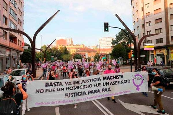 Veredicto histórico en Gijón: el jurado popular califica el crimen contra Paz como asesinato