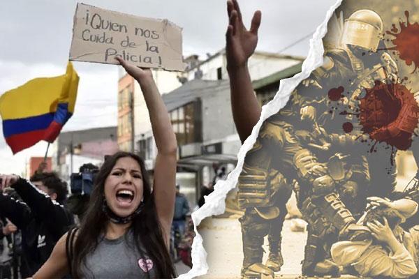 Colombia: levantamiento de la juventud contra la violencia policial y la crisis capitalista