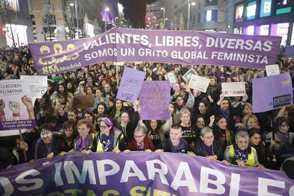¡Necesitamos una nueva huelga general feminista el 8M!