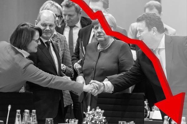 Las elecciones alemanas ponen en evidencia la crisis de los partidos del 'establishment'