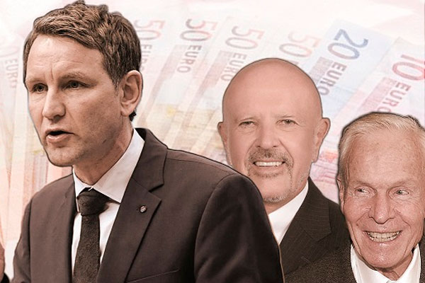 Alemania. AfD: el partido de los ricos