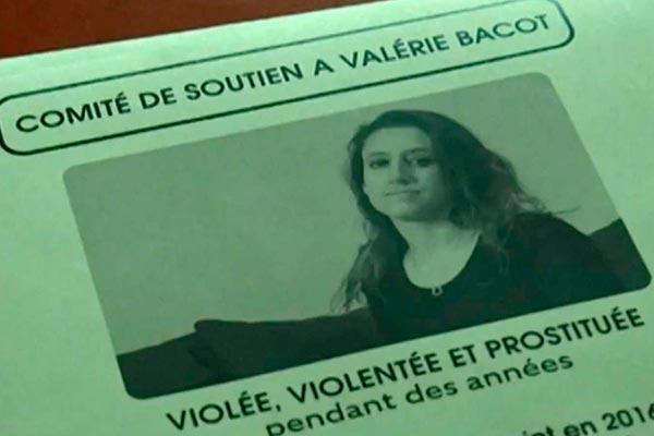 Francia. Valérie Bacot se enfrenta a cadena perpetua por asesinar al hombre que la violó y prostituyó durante 25 años