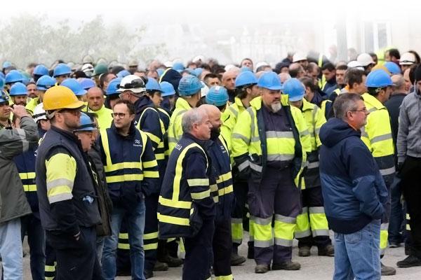10 de marzo: huelga general en las comarcas de Ferrol, Eume y Ortegal