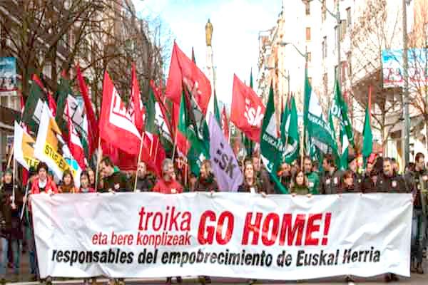 Euskal Herria y la gran estafa de los fondos europeos Next Gen