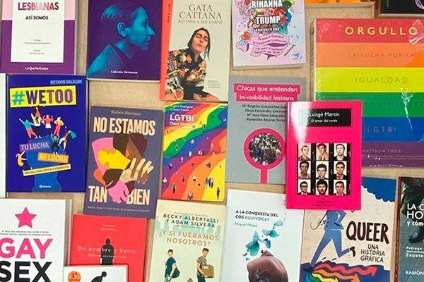 Una jueza ordena retirar libros de temática LGTBI de los institutos de Castellón