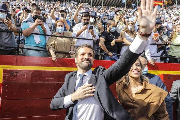 Convención nacional del PP: apariencia de unidad, con Casado haciendo suyo el discurso de VOX