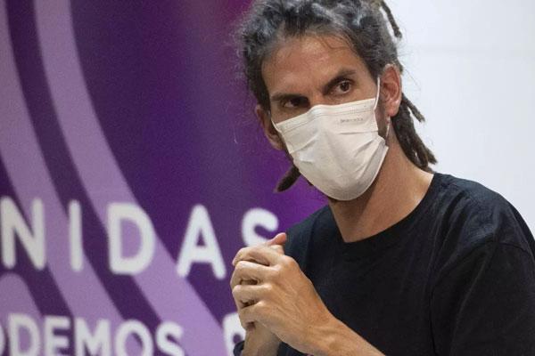 Alberto Rodríguez (UP) pierde su acta de diputado. ¡Hay que responder con la movilización masiva a esta agresión antidemocrática!