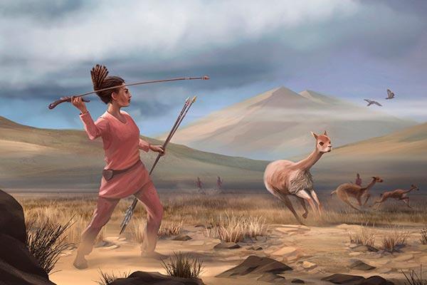 Desmontando mitos. El papel de la mujer en las sociedades prehistóricas