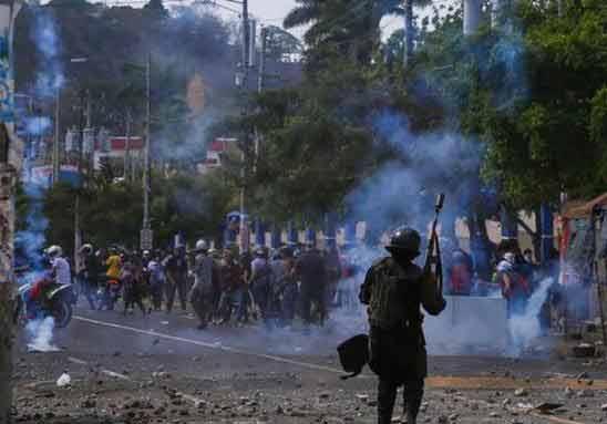 Nicaragua: el régimen de Daniel Ortega responde a la movilización de masas con una brutal represión