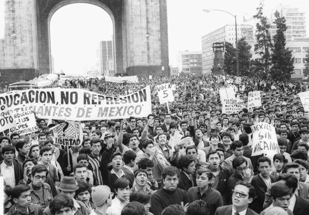 México: el movimiento del 68 y la masacre de Tlatelolco