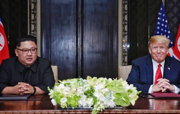 Corea: Acuerdo de Trump con Kim Jong-un