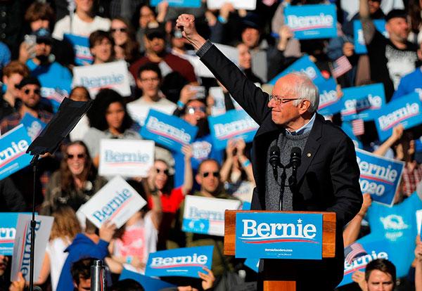 EEUU a un año de las presidenciales. La candidatura de Bernie Sanders en ascenso