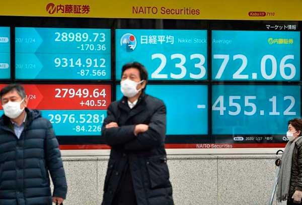 El coronavirus amenaza con convertirse en pandemia y coloca en jaque a la economía mundial