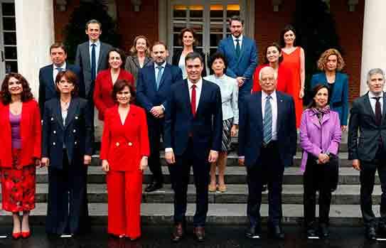 Estado español: Más allá de las apariencias. La lucha de clases y el gobierno de Pedro Sánchez