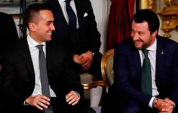 Italia: La extrema derecha al frente del gobierno