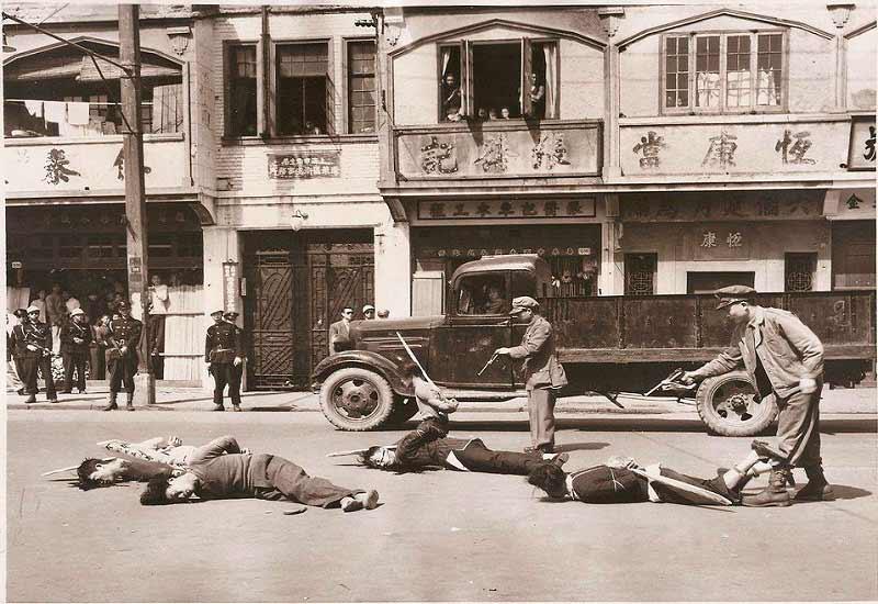 Matanza de Shanghai