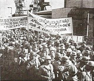 Soldados en las calles