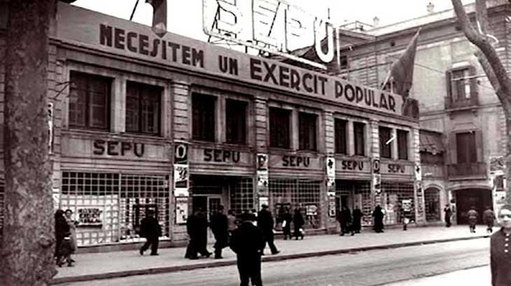 Barcelona 1937