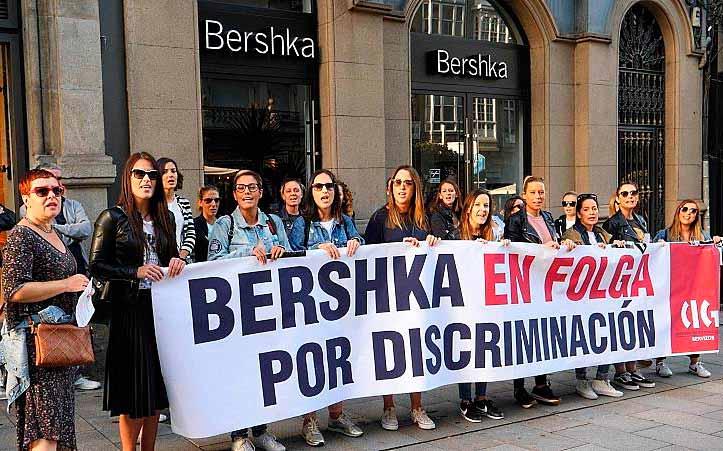 Trabajadoras que han doblegado a la patronal: Bershka Pontevedra y residencias de Bizkaia
