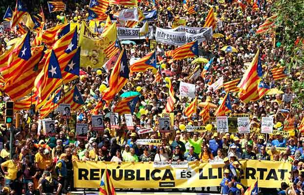 Catalunya: Cumplir el mandato del 1 de octubre