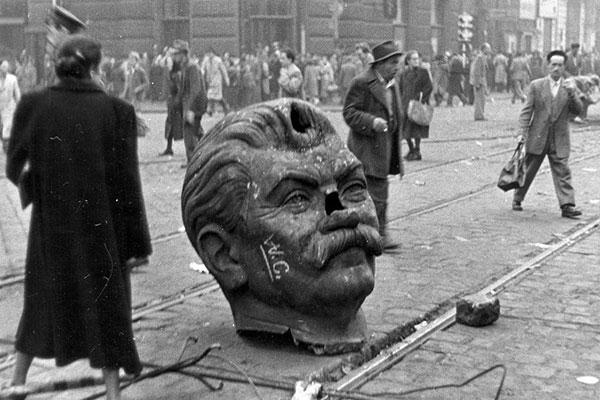 Izquierda Revolucionaria - 60 aniversario de la Revolución Húngara de 1956