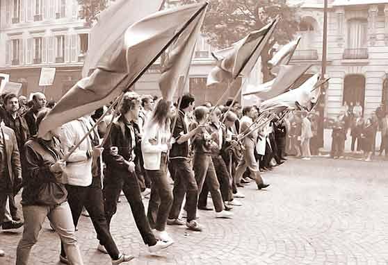 50º Aniversario del Mayo del 68 francés: Lecciones de una gran revolución