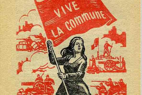Cartel de la Comuna de París