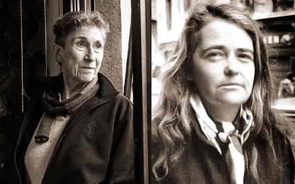 Silvia Federici y Kate Millet